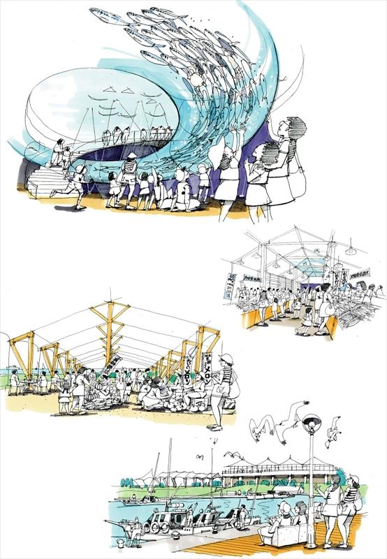 漁港再開発