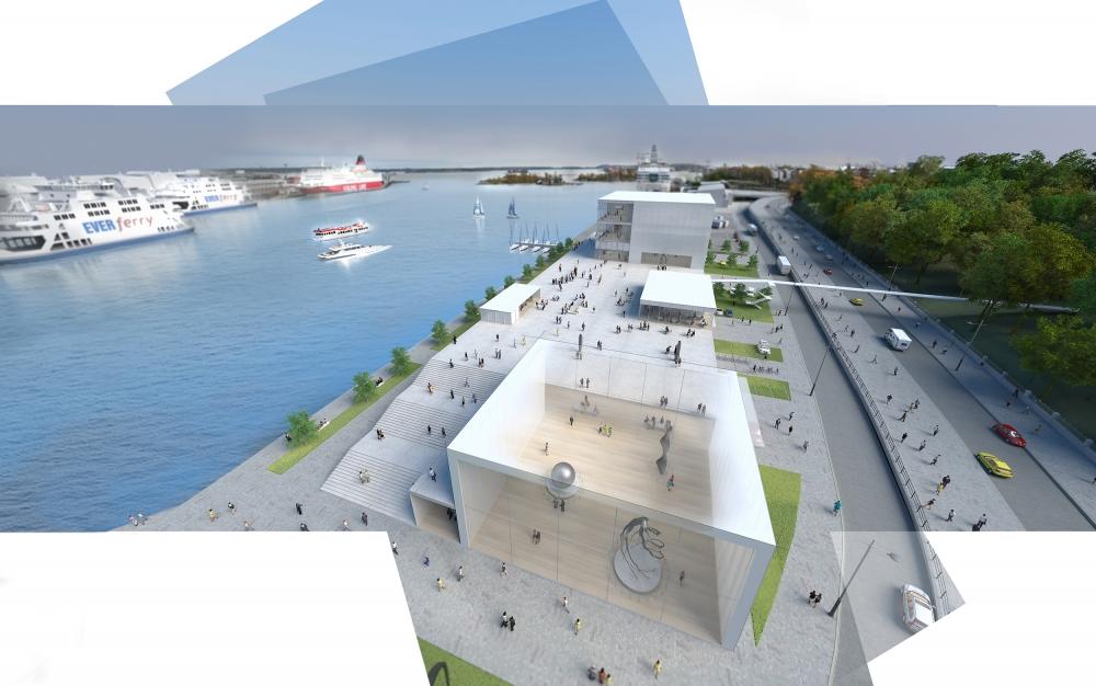 Guggenheim Helsinki コンペ案
