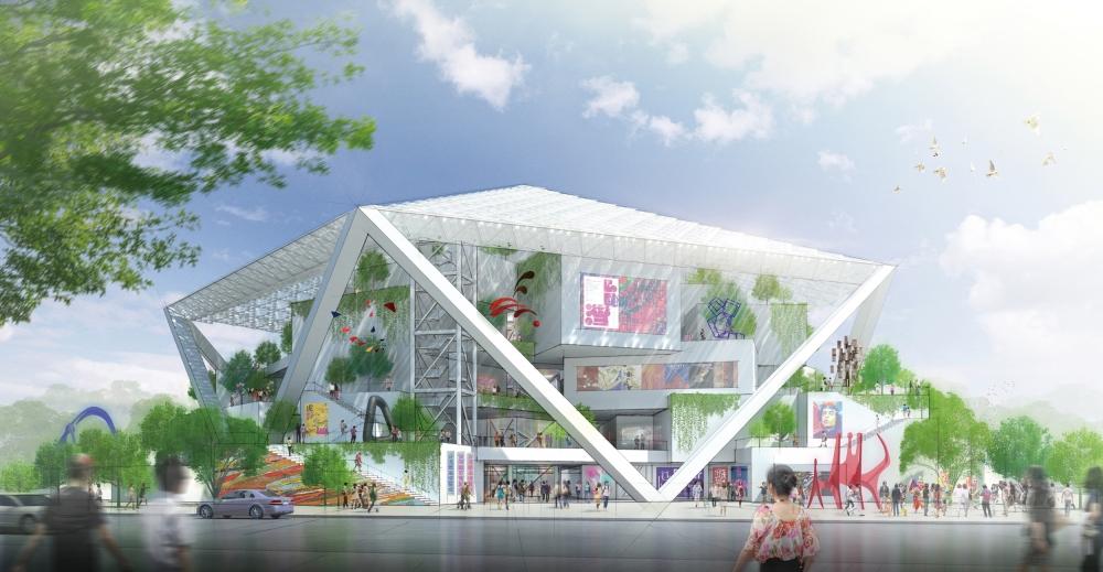 Tainan Museum of Fine Arts Design