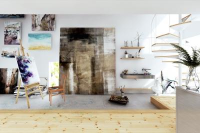 インナーコートハウス - art