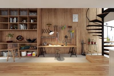 インナーコートハウス - DIY