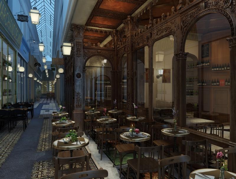 Restaurant L'Arbre · Cannelle