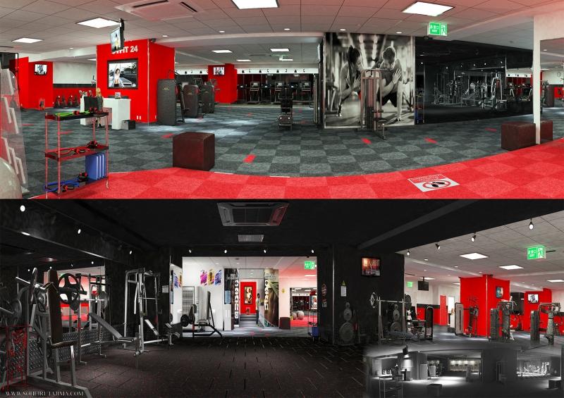 24h Fitness Gym